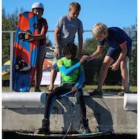 Wakeboard Boot EM in Riga