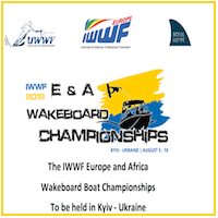 IWWF Europe and Africa Wakeboard Boot Championships